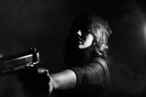 La legittima difesa e le armi da fuco.