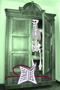 L'Agenzia Investigativa spesso si occupa di scheletri nell'armadio